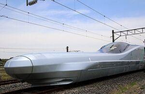 سریعترین قطار گلولهای جهان رونمایی شد +عکس