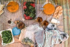 «افطاری ساده»