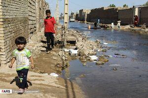 یکی از عجیبترین مشکلات خوزستان