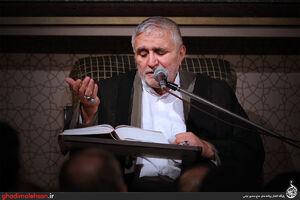 عکس/ شب هفتم ماه رمضان98 در مسجد ارک تهران