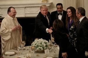 مراسم افطار در کاخ سفید