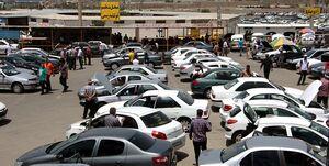 مقاومت دلالان در برابر کاهش قیمت خودرو/ پراید 50 میلیونی خریدار ندارد