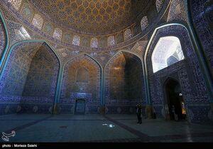 تصاویر زیبا از مسجد شیخ لطفالله