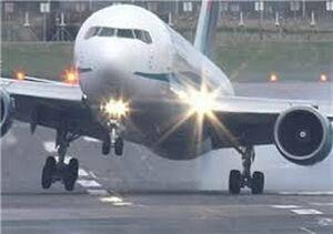 کاهش ۱۱ درصدی پروازها در فروردین ۹۸