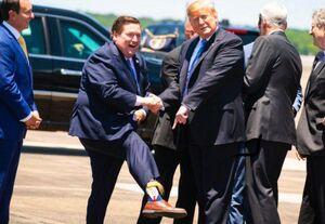جوراب ترامپ