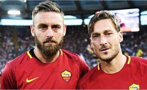 پیام احساسی توتی پساز خداحافظی کاپیتان رم