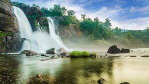 عکس/ آبشارهای دیدنی در هند