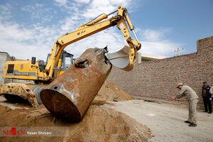کشف شبکه بزرگ قاچاق سوخت در حومه زاهدان/ بیش از ۱۵ مرکز نگهداری زیرزمینی سوخت شناسایی شد