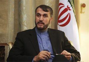 امیرعبداللهیان: تنها حمایت سیاسی در حفظ برجام کافی نیست