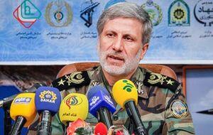 واکنش وزیر دفاع به اتهام مین گذاری علیه ایران