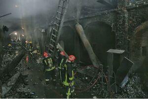 آخرین جزئیات درباره آتشسوزی بازارتاریخی تبریز