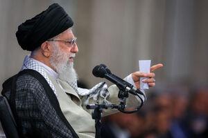 دیدار مسوولان و کارگزاران نظام با رهبر انقلاب