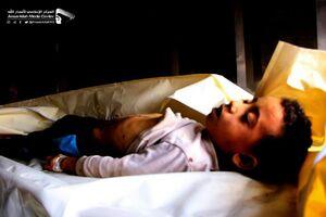 تصاویر جدید از کودک کشی آل سعود 13+