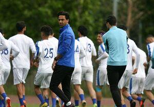 اولین تیم آل سعود که به استقلال تعظیم کرد