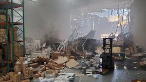 واکنش توییتریها به آتشسوزیهای سریالی در آمریکا +تصاویر