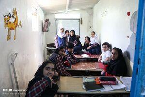 مدرسهای با کلاسهای 6 متری +عکس