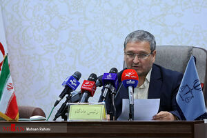 عکس/ ششمین دادگاه متهمان پرونده شرکت پدیده