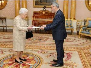 بعیدی نژاد! سفیر ایران است یا انگلیس؟!