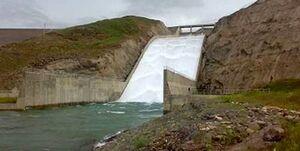 چقدر آب در سدهای کشور ذخیره شد؟