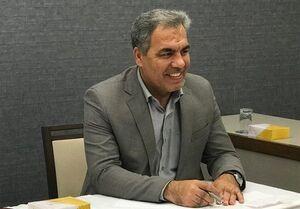 حمله هواداران پرسپولیس به موبایل ایرج عرب