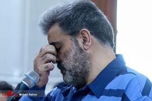 عکس/ هفتمین جلسه رسیدگی به اتهامات متهمان پدیده