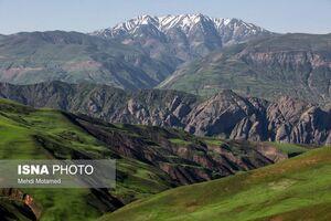 عکس/ این منظرهها مختص بهار ایران است