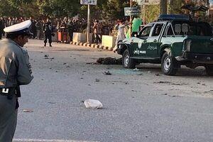 یک ایرانی در انفجار هرات جان باخت