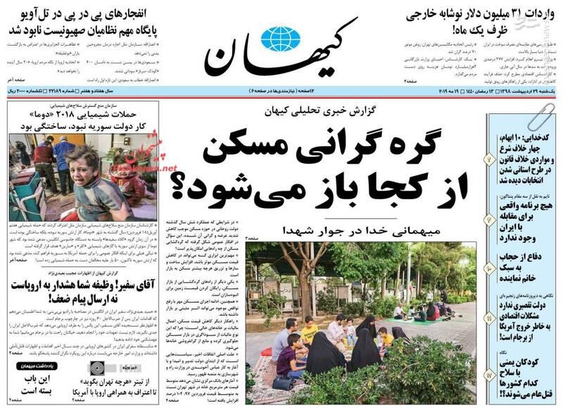 کیهان: گره گرانی مسکن از کجا باز میشود؟