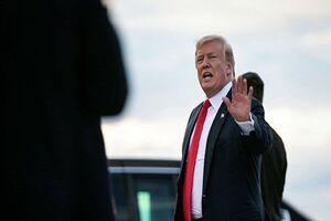 لفاظی دوباره ترامپ علیه ایران