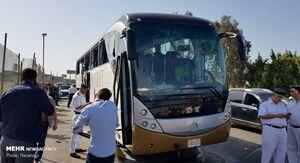 عکس/ حادثه تروریستی در مصر