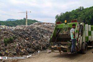 عکس/ کار در «معدن زباله»