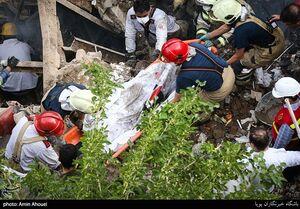 عکس/ انفجار مهیب یک مغازه در تهران