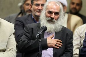 دعای ویژه رهبر انقلاب برای یوسفعلی میرشکاک