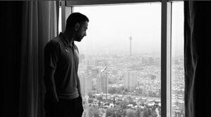 عکس/ آخرین روز فوتبالی ژاوی در تهران