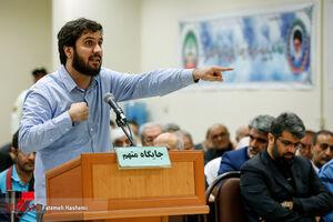 عکس/ سومین جلسه رسیدگی به اتهامات محمدهادی رضوی