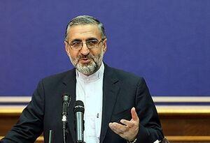 """اسماعیلی: استعفای """"لاریجانی"""" صحت ندارد"""
