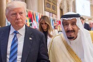 تقدیر دولت سعودی از آمریکا برای «معامله قرن»