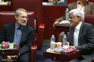 مخالفان نامزدی عارف برای ریاست مجلس/ تمایل روحانی به لاریجانی است