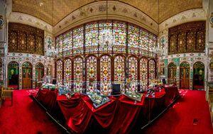 تصاویر دیدنی از خانه زیبای مشیرالملک