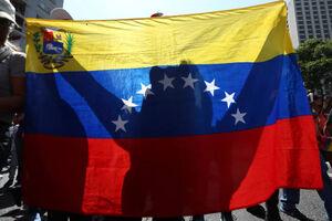 تجمع هواداران مادورو در ونزوئلا