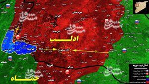 جزئیات دفع حملات در شمال سوریه پس از 24 ساعت درگیری سنگین و نفسگیر/ تیر تروریستها با تجهیزات اهدایی ترکیه هم به سنگ خورد + نقشه میدانی و عکس