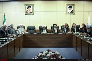 عکس/ جلسه مجمع تشخیص مصلحت در غیاب روحانی