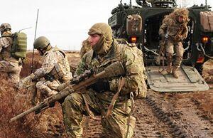 افزایش نظامیان آمریکایی در پایگاه «عین الاسد» عراق