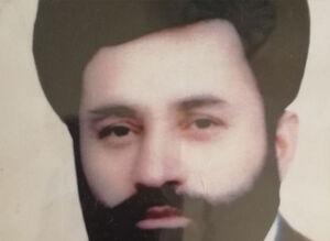 عکس/ روحانی که توسط داعش سر بریده شد