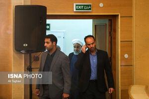 عکس/ کنگره ملی تجلیل از ایثارگران با حضور روحانی