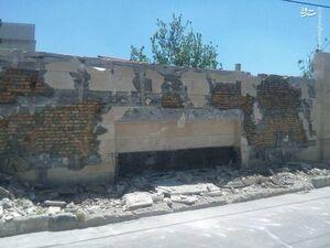 فیلم/ تخریب ویلاهای غیرمجاز در فیروزکوه