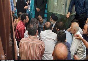 ابتکار جالب نماینده ولیفقیه در خوزستان +عکس