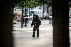عکس/ انفجار خونین در لیون فرانسه