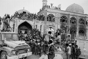 تصاویری از حماسه آزادسازی خونین شهر