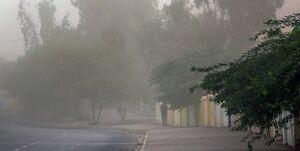 رگبار و باد شدید در برخی شهرها